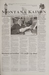 Montana Kaimin, November 27, 2001