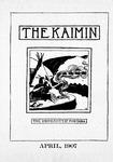 The Kaimin, April 1907