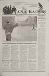 Montana Kaimin, December 7, 2001