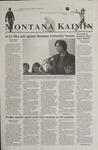Montana Kaimin, February 5, 2002
