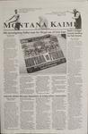 Montana Kaimin, February 6, 2002