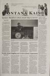 Montana Kaimin, February 15, 2002