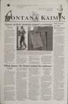 Montana Kaimin, February 26, 2002