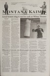 Montana Kaimin, March 1, 2002