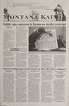 Montana Kaimin, March 5, 2002