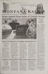 Montana Kaimin, March 26, 2002