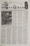 Montana Kaimin, April 5, 2002