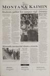 Montana Kaimin, September 12, 2002