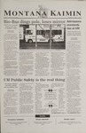 Montana Kaimin, September 13, 2002