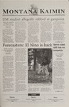 Montana Kaimin, October 8, 2002