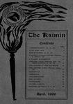 The Kaimin, April 1908