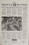 Montana Kaimin, October 17, 2002