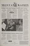 Montana Kaimin, December 3, 2002