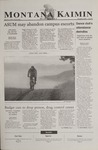 Montana Kaimin, December 4, 2002