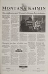 Montana Kaimin, December 5, 2002