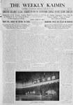 The Weekly Kaimin, January 27, 1910