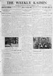 The Weekly Kaimin, February 17, 1910