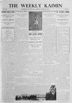 The Weekly Kaimin, May 26, 1910