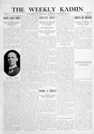 The Weekly Kaimin, February 23, 1911