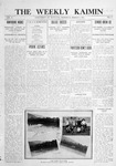 The Weekly Kaimin, March 2, 1911
