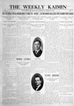 The Weekly Kaimin, March 23, 1911