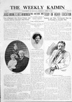 The Weekly Kaimin, April 13, 1911