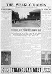 The Weekly Kaimin, May 4, 1911