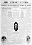 The Weekly Kaimin, May 18, 1911