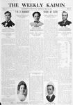 The Weekly Kaimin, May 25, 1911