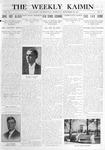 The Weekly Kaimin, September 28, 1911