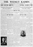 The Weekly Kaimin, November 16, 1911