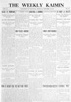 The Weekly Kaimin, November 23, 1911