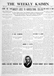The Weekly Kaimin, February 8, 1912