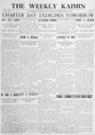 The Weekly Kaimin, February 15, 1912