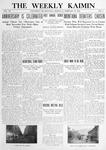 The Weekly Kaimin, February 22, 1912