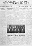 The Weekly Kaimin, February 29, 1912
