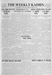 The Weekly Kaimin, May 23, 1912