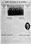 The Weekly Kaimin, May 30, 1912
