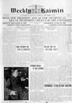 Weekly Kaimin, September 19, 1912