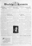 Weekly Kaimin, October 10, 1912