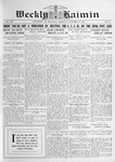 Weekly Kaimin, October 17, 1912