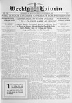 Weekly Kaimin, October 24, 1912
