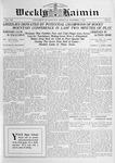 Weekly Kaimin, November 7, 1912