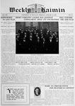 Weekly Kaimin, January 16, 1913