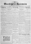Weekly Kaimin, February 20, 1913