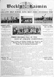 Weekly Kaimin, May 9, 1913