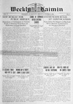 Weekly Kaimin, October 9, 1913