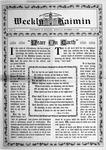 Weekly Kaimin, December 18, 1913