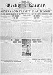 Weekly Kaimin, January 15, 1914