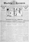 Weekly Kaimin, January 22, 1914
